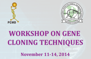 Workshop on Gene Cloning Techniques