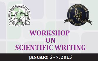 Workshop on Scientific Writing
