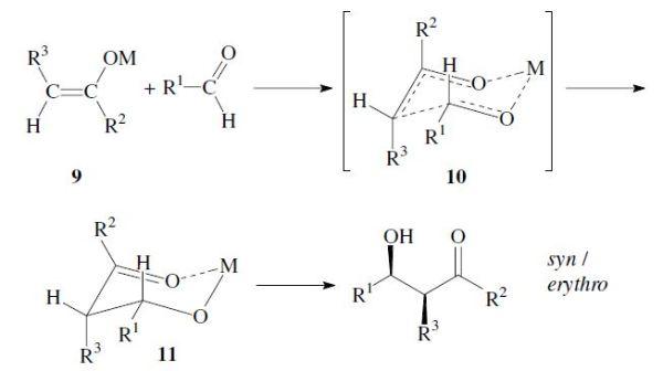 aldol reaction 10