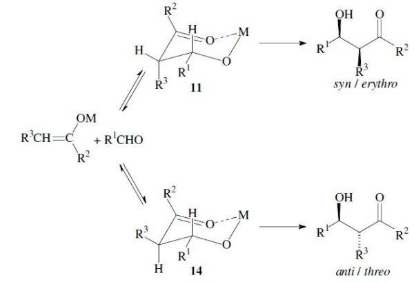 aldol reaction 12