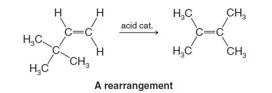 rearrangement