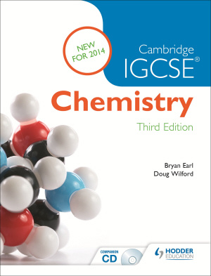 Cambridge igcse chemistry by bryan earl and doug wilford chemistry cambridge igcse chemistry by bryan earl and doug wilford fandeluxe Gallery