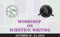 Workshop on Scientific Writing 2015