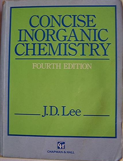 Cotton wilkinson advanced inorganic pdf chemistry