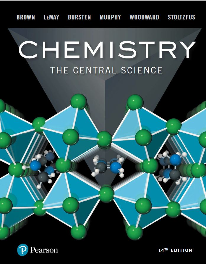 Free Download Chemistry The Central Science 14th Edition Chemistry Com Pk