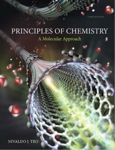 Principles of Chemistry A molecular approach 3rd edition