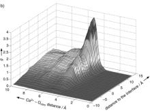 Calcium Ion Transfer across theWater/Nitrobenzene Interface