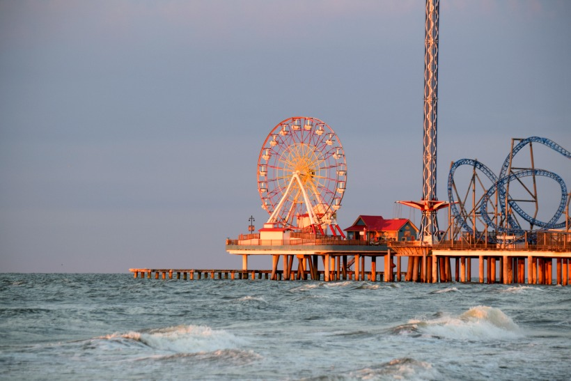 Friday Favorites - Vacationing in Galveston Island, TX