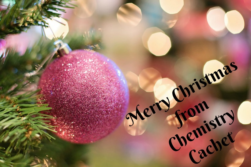 Merry Christmas from Chemistry Cachet