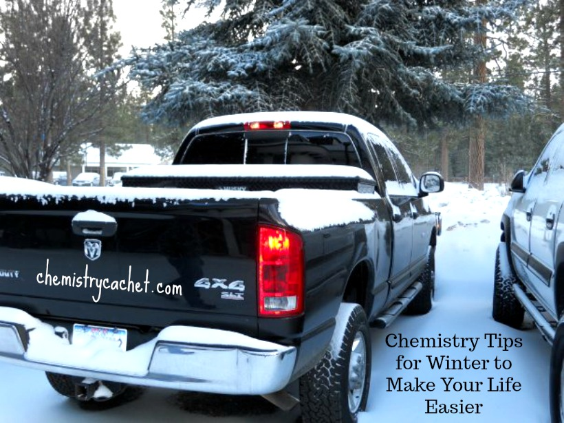 Chemistry Tips for Winter to Make Your Life Easier