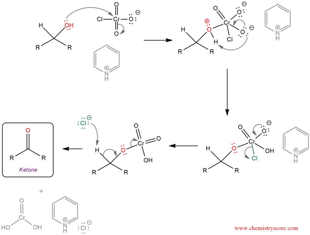 Oxidation To Ketones Pcc Others