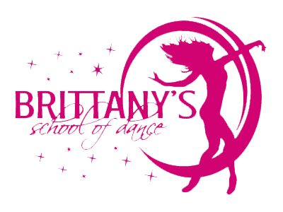 Brittany's School of Dance logo