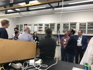 Liquid Interfaces workshop 2019 4