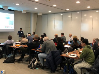 Liquid Interfaces workshop 2019 13