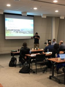 Liquid Interfaces workshop 2019 10