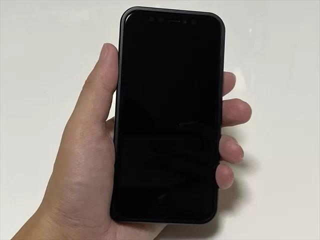 擬似裸族化したiPhone