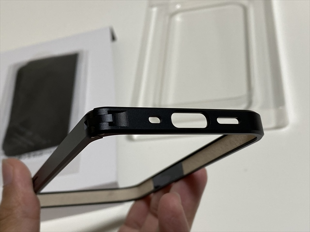 iPhone12mini用バンパー/Premiam Style