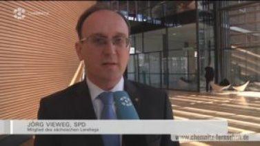 +++Chemnitz Fernsehen: Enttäuschung über Bundesverkehrswegeplan+++