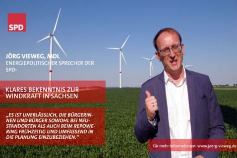 Windenergie in Sachsen