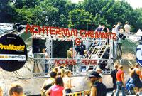 """""""Chemnitztruck"""" auf der Loveparade - Berlin 2002"""