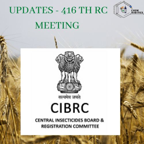 416RC Meeting Updates