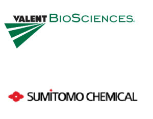 Sumitomo and Valent Bio Sciences