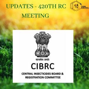 420 RC Meeting Updates