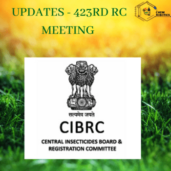 423 RC Meeting Updates