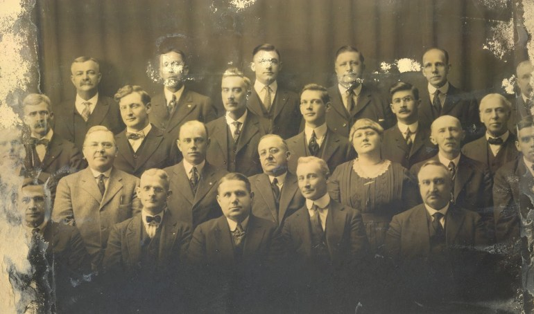 board of supervisors 1920