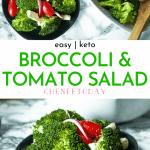 broccoli and tomato salad