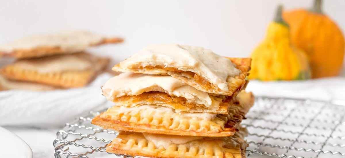 Sweet Potato Pop Tarts Recipe