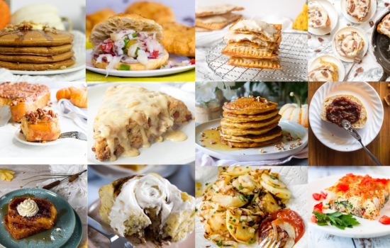 24 Thanksgiving Breakfast Ideas to Start Your Day Right