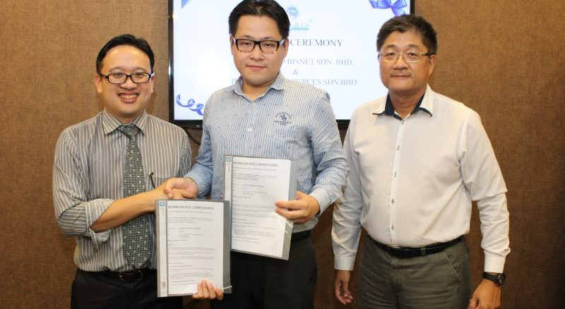 MoU between Cheng & Co and Halyscon Resources Sdn Bhd
