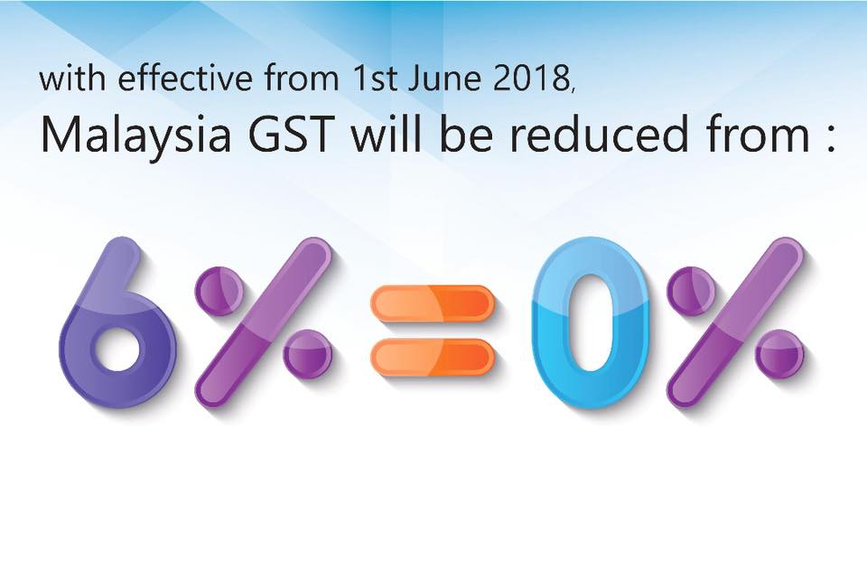 Malaysia Post Election Income Tax and GST Updates