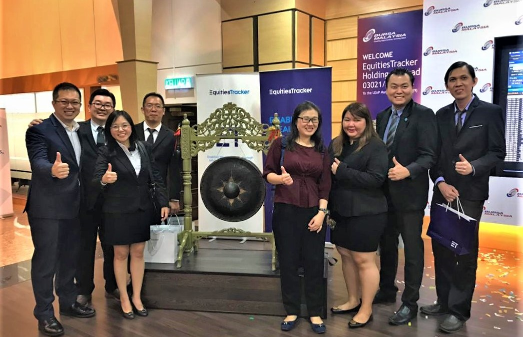 Another successful case of listing on Bursa Malaysia Leap Market