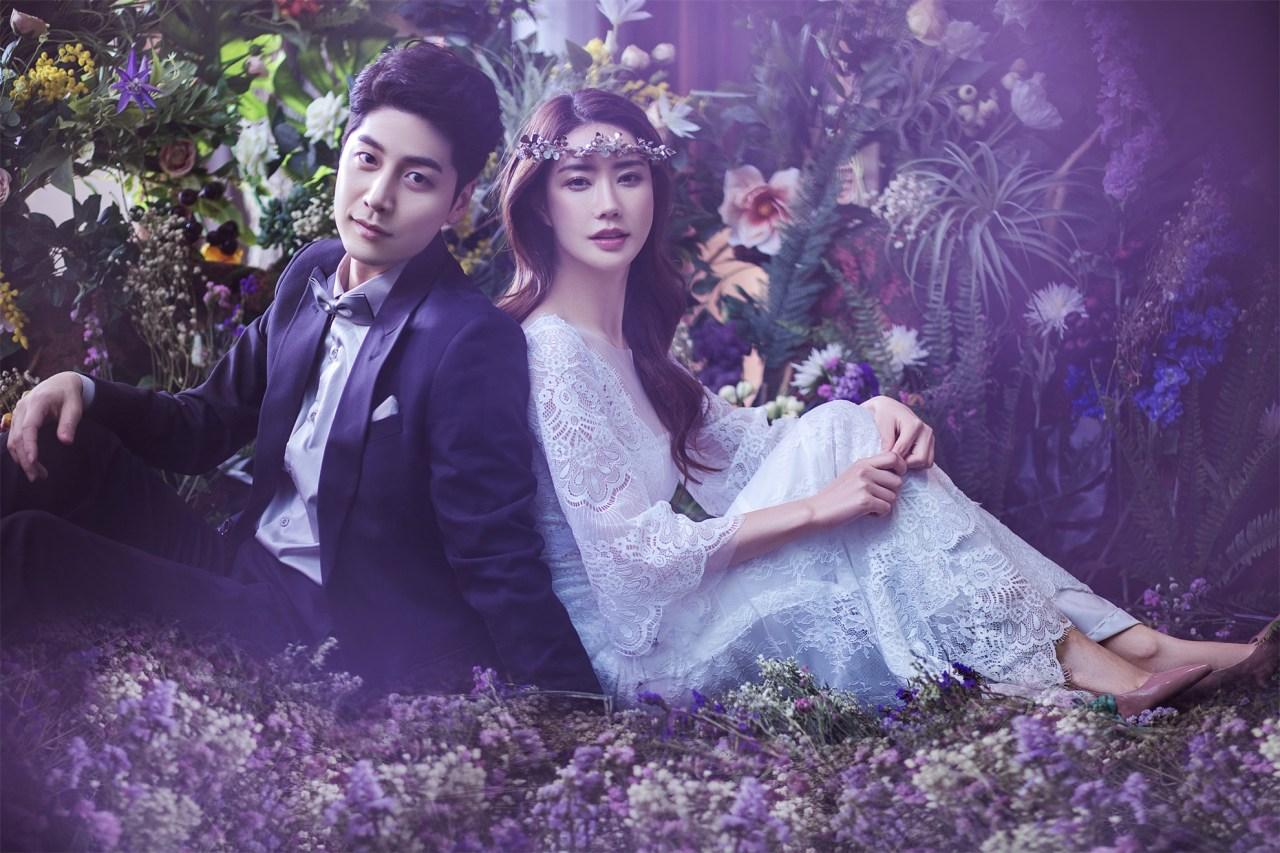 婚紗禮服 婚紗攝影 禮服租借 彩妝造型 海外婚紗