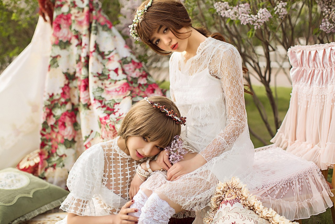 姐妹寫真,閨蜜婚紗,閨蜜照,姐妹照,閨蜜寫真