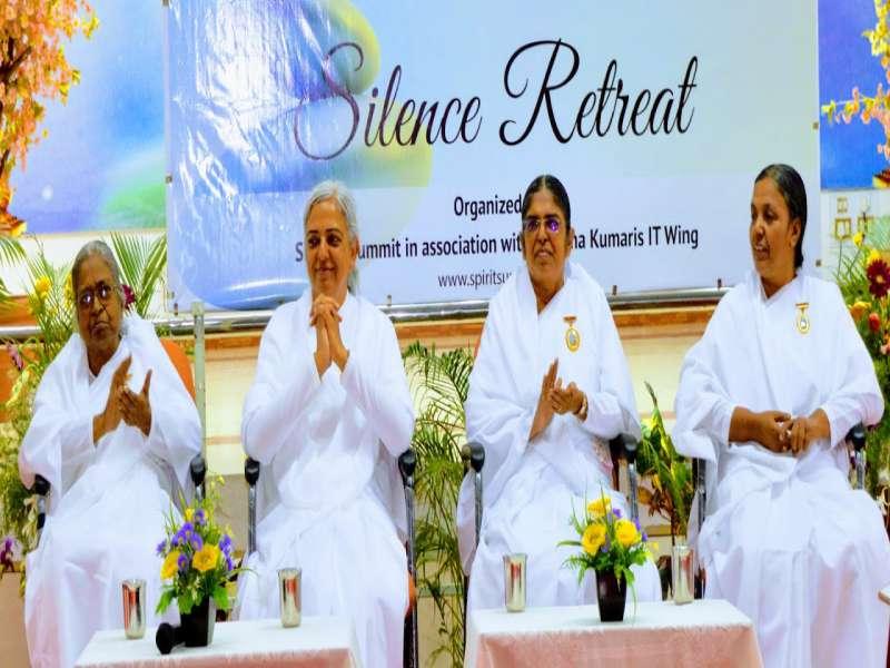 Chennai :Silence Retreat 2018 – Leadership 2.0