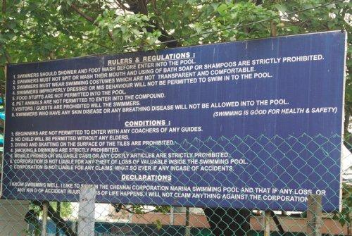Rulers & Regulations (c)ramaswamyn.com