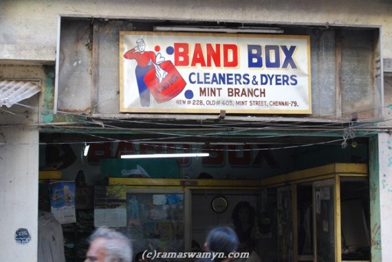 Band Box Dry Cleaners & Dyers