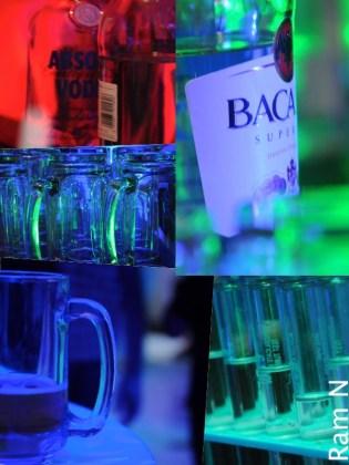 Liquor Collage