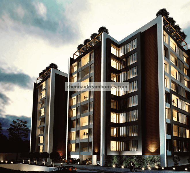 apartments for sale in nungambakkam