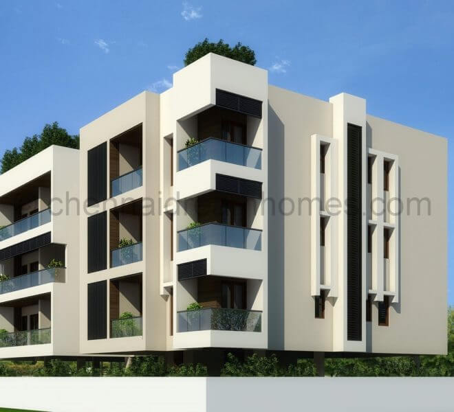 Flats for sale in Mylapore