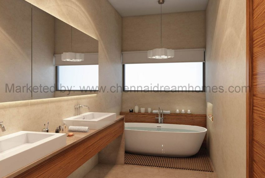 Luxurious Bathrooms