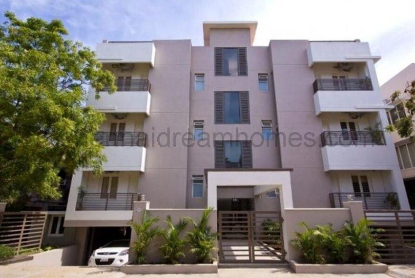 3 BHK Apartment for MNC/Expat Rent in Kottivakkam ECR