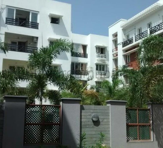 flat for rent in besant nagar