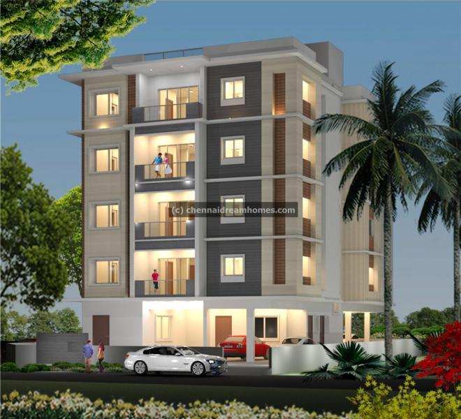 flats for sale in triplicane
