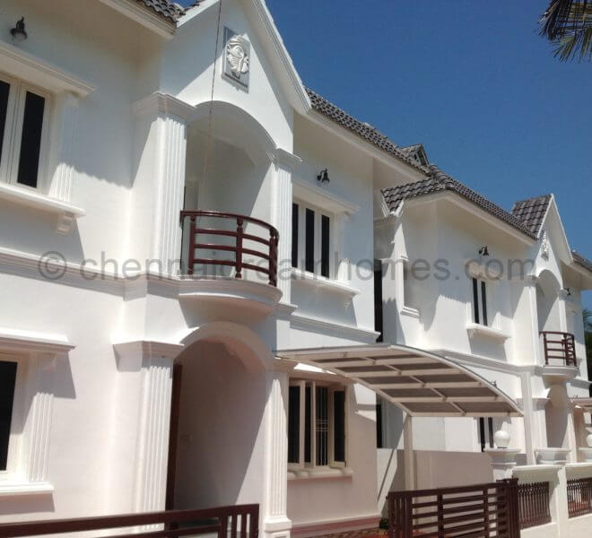 4 bhk villas in ecr