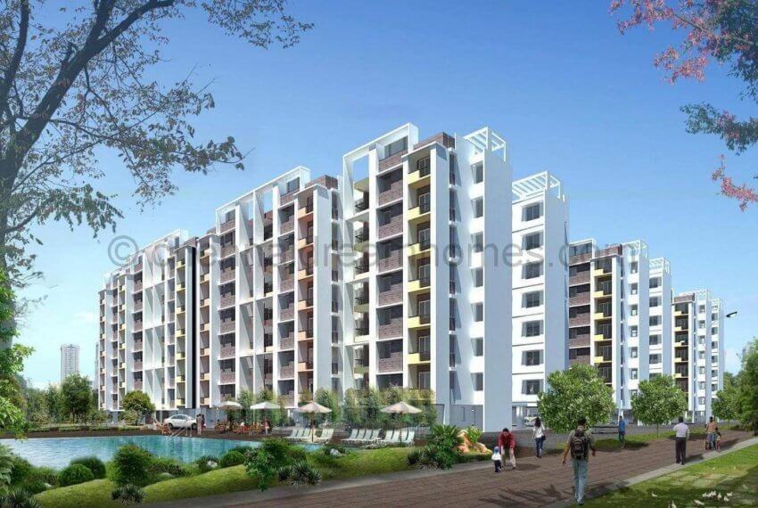 1 BHK High Rise Apartment for sale in Medavakkam