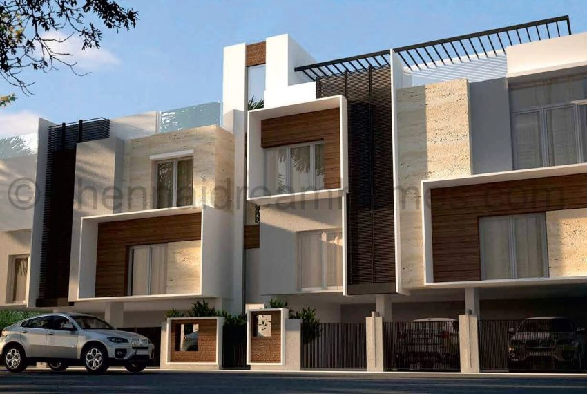 thiruvanmiyur apartments for sale elevation
